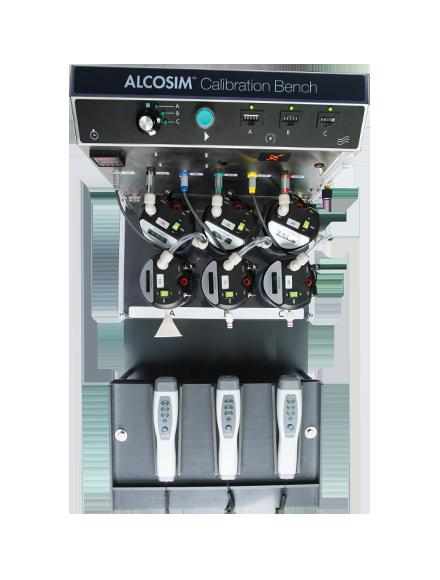 ALCOSIM™ Calibration Bench