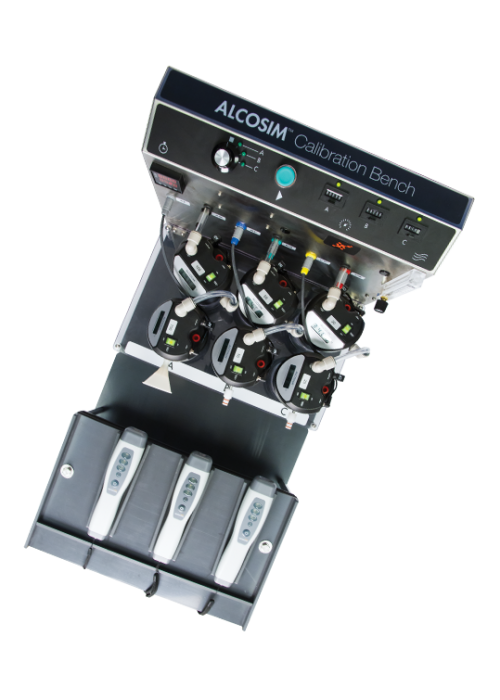 ALCOSIM™ Calibration Bench
